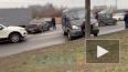 На улице Передовиков не заметившая авто на буксире ...