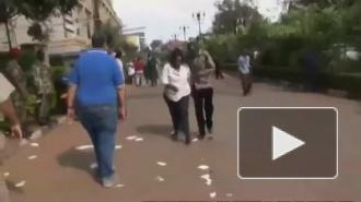 Ответственность за теракт в Найроби взяли на себя исламисты из Сомали