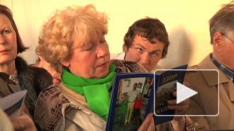 День рождения, однозначно! Члены районного отделения ЛДПР поздравили Жириновского