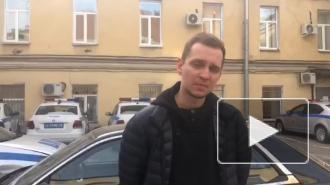 Дрифтовавший ночью в центре Петербурга гонщик привлечен к ответственности