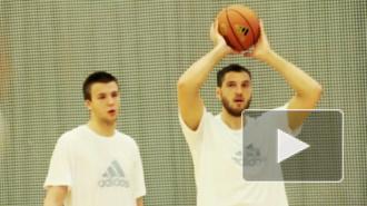 Баскетболисты променяли США на Петербург