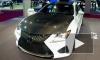 "Новинки ""Парижского автосалона 2014"": пробуем шикарный Lexus RC F"