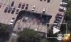 Видео из США: В Техасе обвалилась двухуровневая парковка с автомобилями