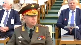 Замминистра обороны России посетил военный парад в Мьянме