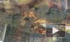 В Мельбурне около 100 пожарных тушат пожар на химзаводе