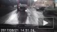 Автомобиль перевернулся в воздухе в результате ДТП ...