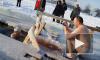 Крещенские купания 2013 в Петербурге: массовость и трезвость