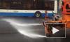 Дорожники будут усиленно убирать улицы в День города Петербурга