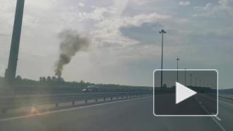 Пожарные локализовали огонь в деревне Горбунки