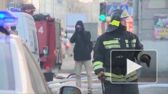Пожар в Коломягах случился из-за возгорания изоляции проводов на лестничной клетке