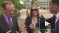 Конфуз в прямом эфире: ведущий BBC ущипнул прохожую ...