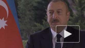 Азербайджан взял под контроль пять районов вокруг Нагорного Карабаха