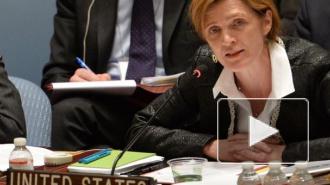 Чуркин и Саманта Пауэр вновь устроили скандал в ООН из-за Крыма