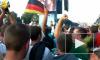 Немецкие и итальянские фанаты подрались в Германии