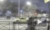 Иномарка влетела в машину коммунальщиков в центре Петербурга