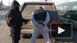 Как в кино: в Петербурге с преследованием и стрельбой задержали наркоторговцев с 80 кг гашиша