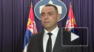 Сербия отказалась от учений в Белоруссии из-за давления Евросоюза