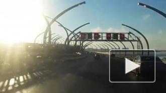 До 200 тысяч машин проезжает за сутки по ЗСД после открытия центрального участка
