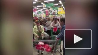 """В Петербурге останется всего 2 супермаркета  """"О'Кей"""""""