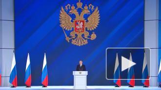 Путин поблагодарил жителей России за напряженную работу во время пандемии COVID-19