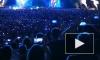 """Metallica исполнила """"Группу крови"""" на большом концерте в Лужниках"""