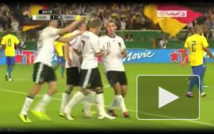 Германия - Бразилия 3:2