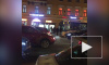 На Невском проспекте водитель автобуса подрался с автомобилистом