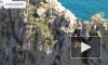 Прыжок с 60-метровой скалы в море обернулся для юноши переломом
