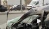 В страшной аварии на МКАД столкнулись 20 машин, два человека погибли
