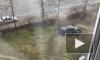 Жуткие фото: погоня за нарушителями на Энгельса закончилась аварией