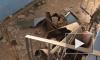 Ночью на Демьяна Бедного прогремел взрыв: разрушился мусоропровод