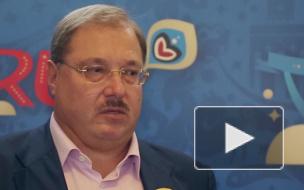 Борис Пайкин: новый футбольный интернат в Ленобласти ...