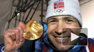 У биатлониста Бьерндалена украли олимпийскую винтовку
