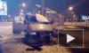 """На Народной """"ГАЗель"""" намотало на столб: серьезно пострадал водитель"""