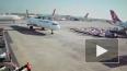 В аэропорту Стамбула один самолет протаранил второй