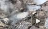 Появилось видео ликвидации прорыва на 9-ой Советской улице