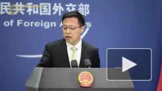 """Китай поддержал идею Путина провести встречу """"ядерной пятерки"""""""