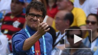 Чемпионат мира 2014, Россия – Бельгия: результат разочаровал Капелло, но игрой он доволен