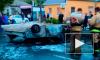 """Жуткая авария со взрывом в Анапе: От удара """"семерка"""" подлетела и взорвалась в воздухе"""