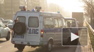 В ДТП на Варшавской улице пострадали три автомобиля, авария привела к пробкам