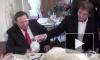 Емельяненко и побитый пенсионер сгладили конфликт чаепитием