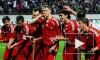 Сборная России по футболу осталась на 13 месте в рейтинге ФИФА