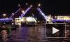 В ночь с 25 на 26 мая Дворцовый мост разведут под музыку Чайковского