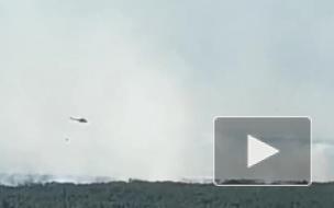 Пожар в Чернобыле подбирается к АЭС