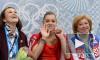 После блистательной короткой программы Аделина Сотникова стала популярнее упавшей Юлии Липницкой