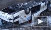 Автобус с паломниками перевернулся в Ивановской области
