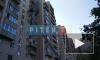 Пожарные спасают петербуржцев из горящей квартиры на Морской набережной