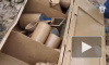 Опубликовано видео вскрытия сейфа с золотом на месте прорыва дамбы под Красноярском