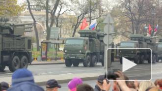Парад Победы в Петербурге 9 мая закончился, но праздник продолжается; вечером салют