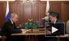 Путин назначил врио губернатора Пермского края Дмитрия Махонина